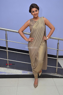 Nikki Galrani in Saree 012.JPG