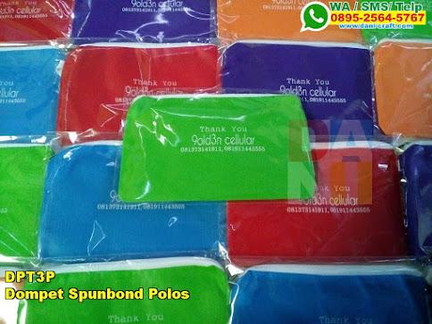 Grosir Dompet Spunbond Polos