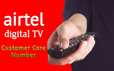 Airtel Digital Tv Customer Care Number, Airtel Tv Customer Care Number