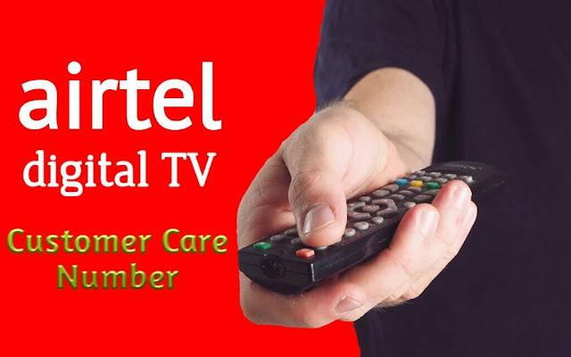 Airtel Digital Tv Customer Care Number, Airtel Tv Customer Care Number