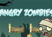 Angry vs Zombies
