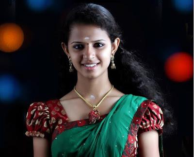 Meenakshi -Contesant of Nayika Nayakan on Mazhavil Manorama