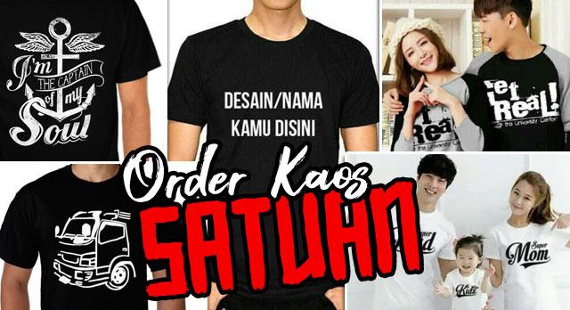 Order Kaos Satuan