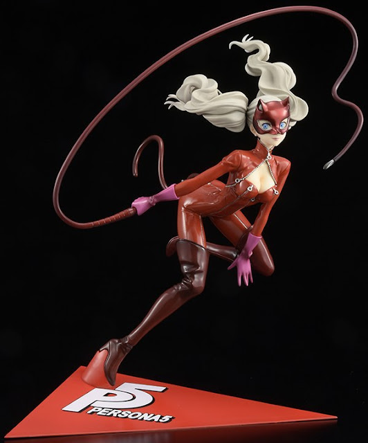 "Abiertas reservas para Anne Takamaki Kaitou Fuku ver. Reprint Edition de ""Persona 5"" - Hobby Japan"