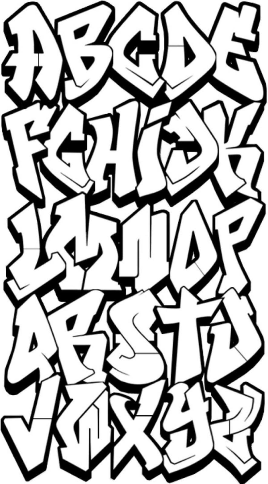 Free Graffiti Fonts Fonts