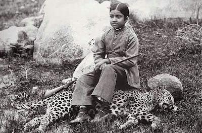 La India en la época colonial británica