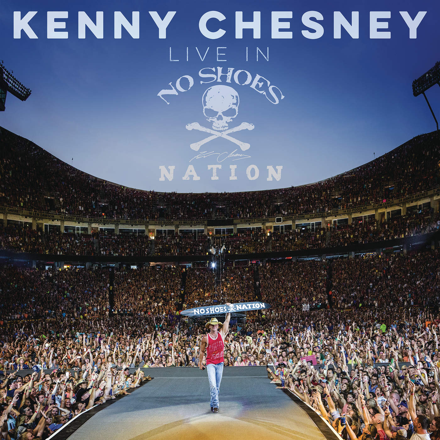 Kenny Chesney - Big Star (with Taylor Swift) [Live] - Single