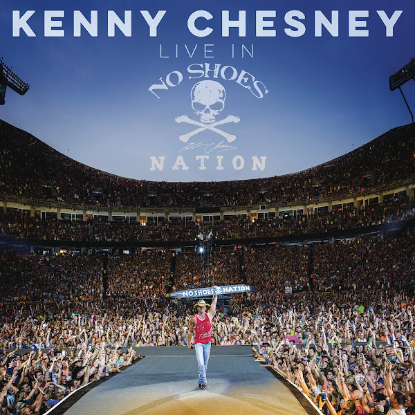 Kenny Chesney - Big Star (with Taylor Swift) [Live] - Single Cover