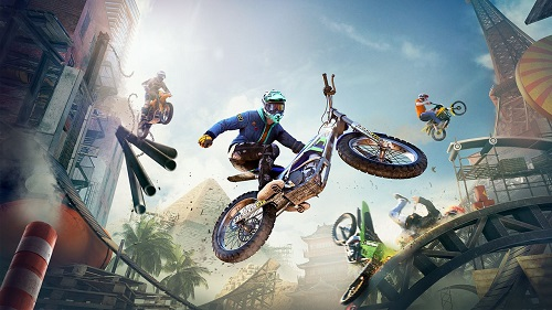 Trials Rising Review | Gameplay | Release Date