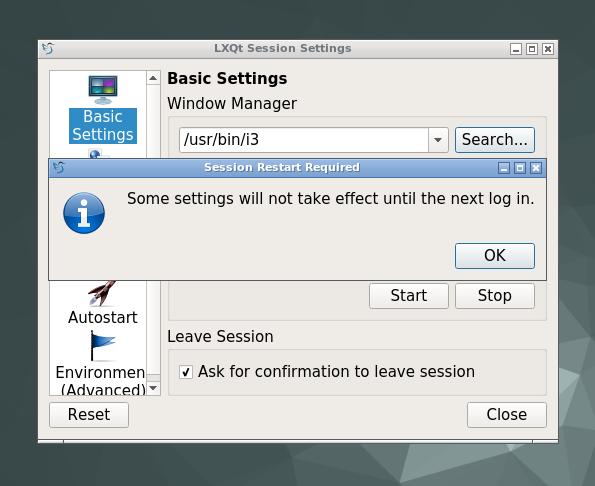 Feeble Nerd: Walkthrough for Lubuntu with i3 Tiling