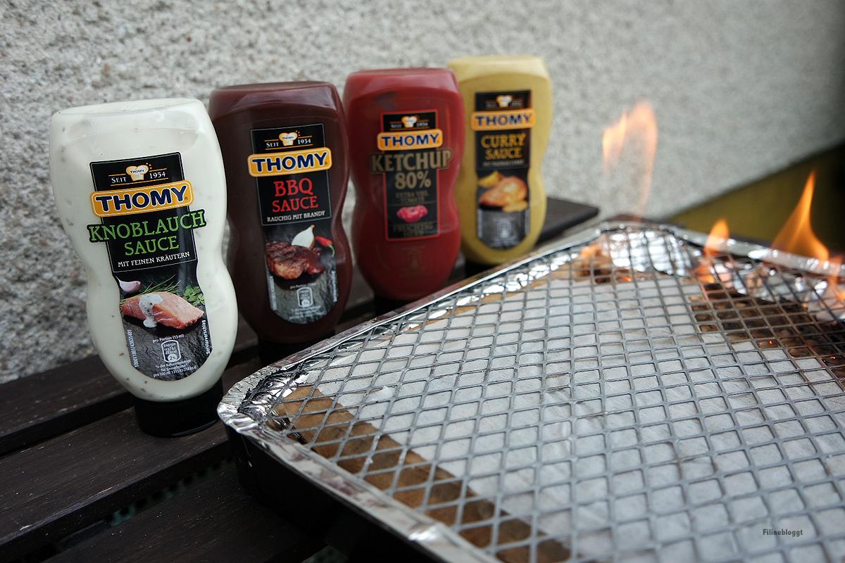 burger vom grill und leckere saucen thomy gewinnspiel zur em filine bloggt. Black Bedroom Furniture Sets. Home Design Ideas