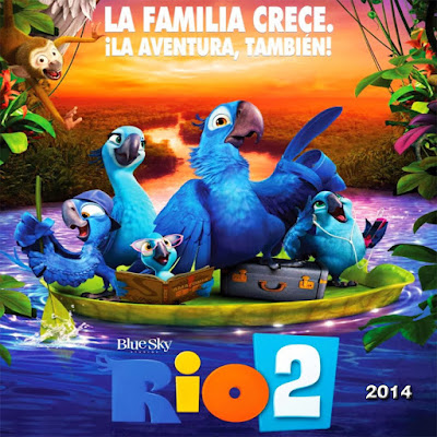 Rio 2 - [2014]