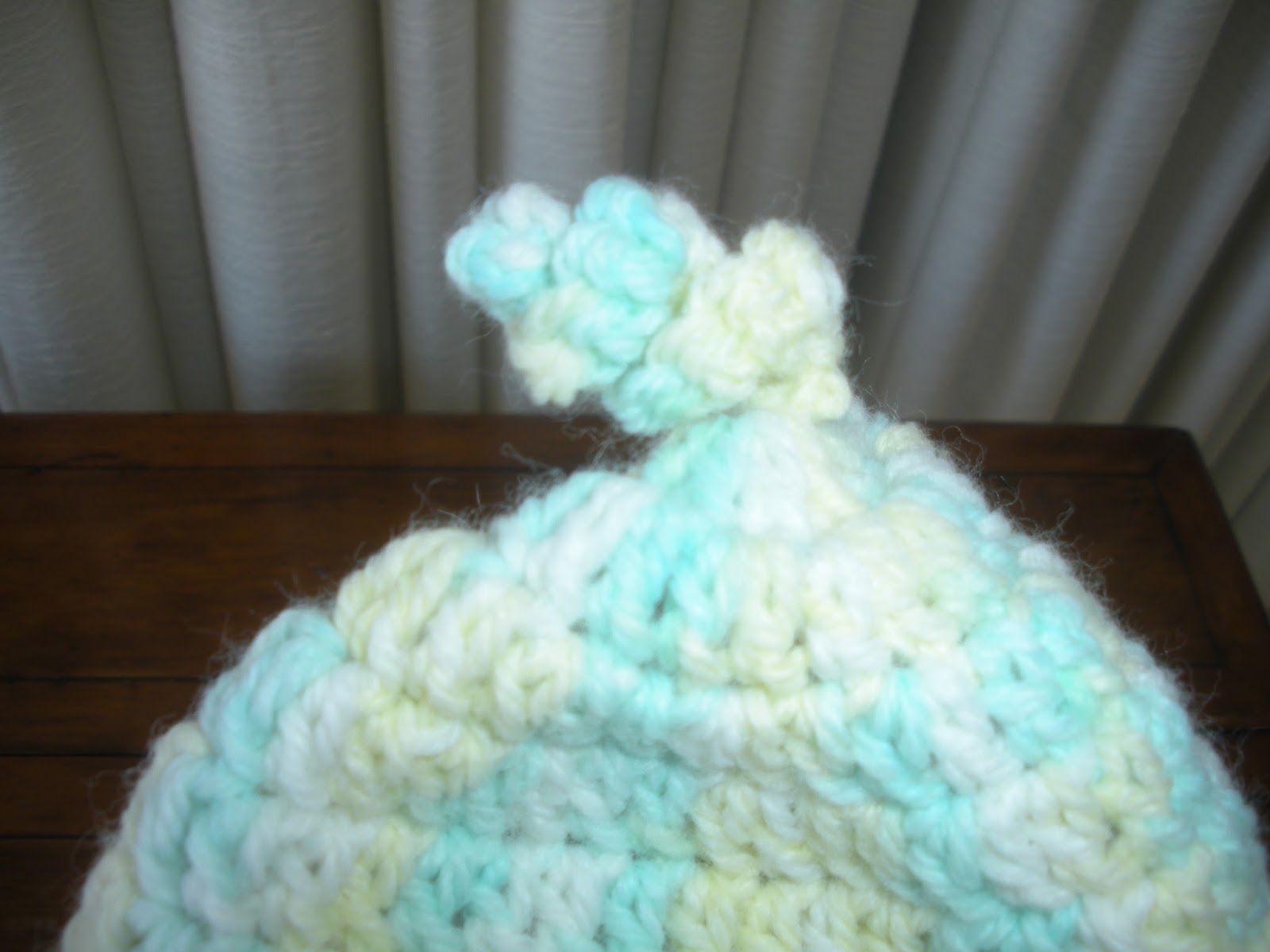 how to make a hat out of yarn