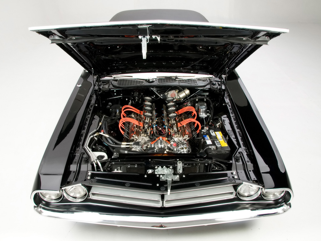 All About Muscle Car The Muscle Car Motor Can Move You With The Power