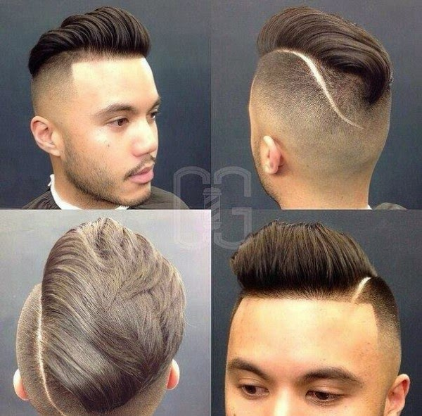 Pleasing Fashion Mag Boys New Handsome Hair Style Look For Mens Stylish Short Hairstyles Gunalazisus