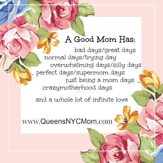 Tuesday Mother's Day Quote of the Week ~ QueensNYCMom