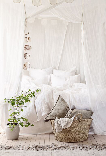 From Hanging Plants And Colour Bedspreads To White Lace Curtains Wooden Shelving There Will Be Something For In Each Create Your Own Bohemian