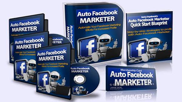Download marketing program : Auto email Facebook Marketer