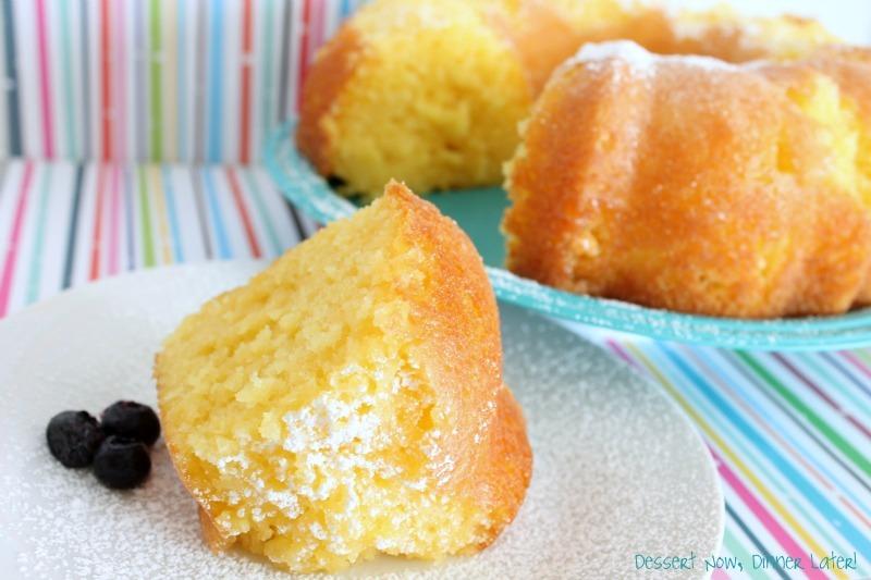 Super Moist Vanilla Cake Recipe With Oil And Sour Cream