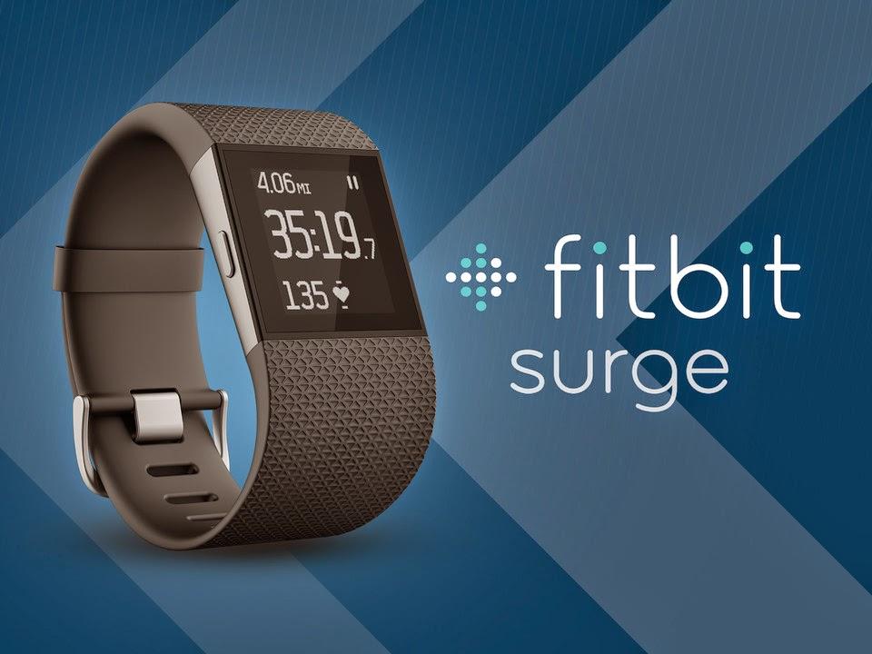 FITBIT SURGE, Smartwatch
