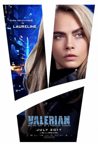 Valerian and the City of a Thousand Planets (BRRip 720p Dual Latino / Ingles) (2017)