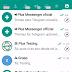 Plus Messenger Facinante aplicación De Mensajería (Telegram plus)