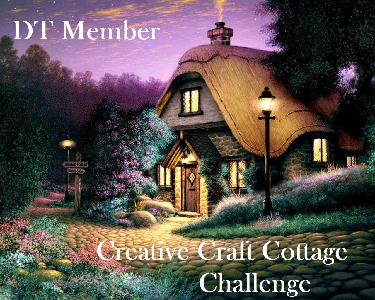 DT Creative Craft Cottage
