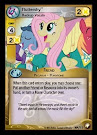 My Little Pony Fluttershy, Backup Vocals Equestrian Odysseys CCG Card