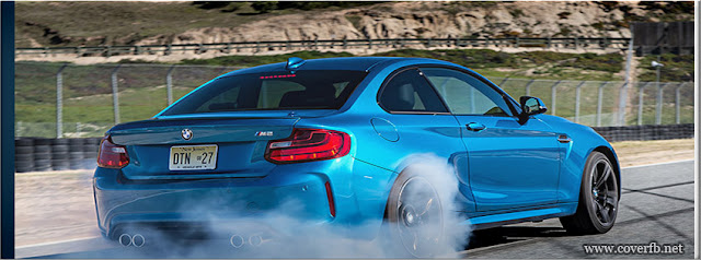 Bmw Burnout Facebook Cover