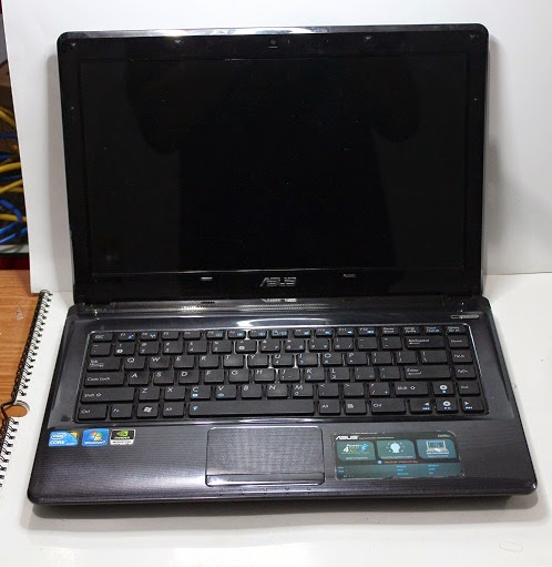 Jual Laptop 2nd Asus A42JC-VX113D