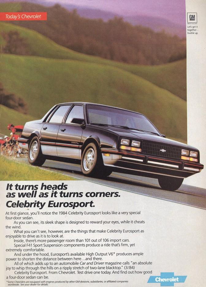 100 years of Chevrolet Advertising