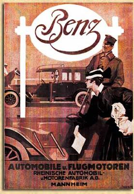 Benz 1916