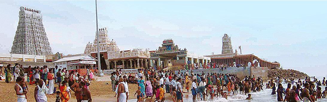తిరుచెందూర్ శ్రీ సుబ్రహ్మణ్య స్వామి ఆలయం: తమిళనాడు - Tiruchendur Subramanyeswar Temple - Tamilnadu