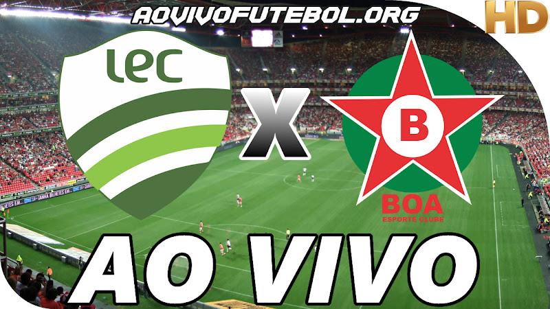 Assistir Luverdense x Boa Esporte Clube Ao Vivo