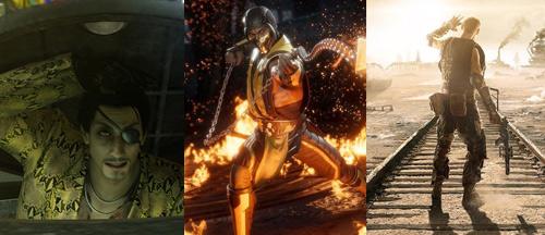 Video Game Trailers: YAKUZA KIWAMI, MORTAL KOMBAT 11, METRO EXODUS