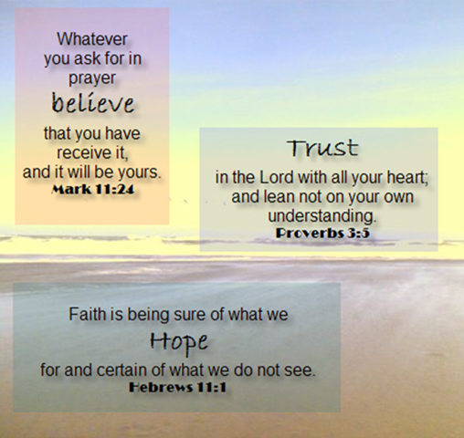 Bible Quotes On Faith And Trust: Women Of Inspiration