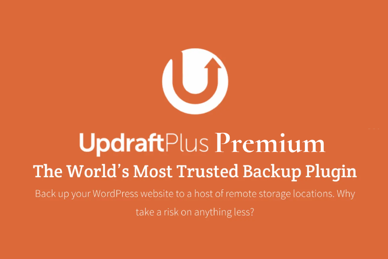 UpdraftPlus Premium v.2.16.51.25 WordPress Backup Plugin