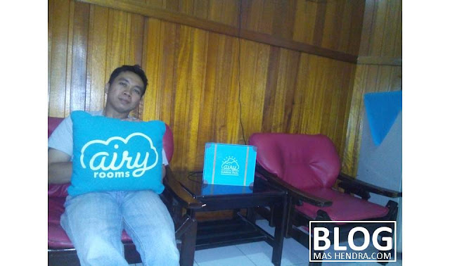 #KapanAjaBisa Nginep di Airy Rooms Kemang - Blog Mas Henrda