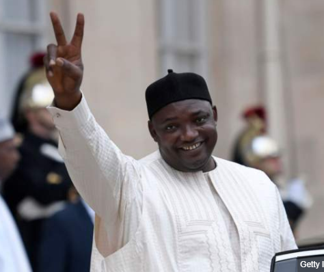 Gambia rejoins the Commonwealth of Nations 5-years after it withdrew