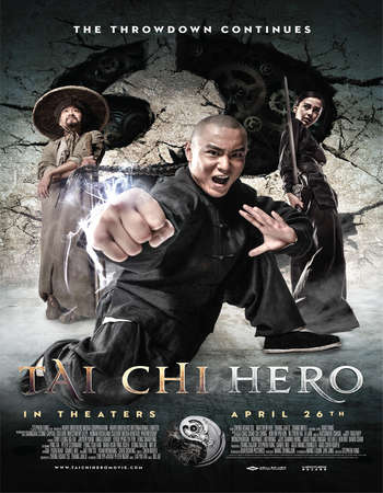 Poster Of Tai Chi Zero 2012 Hindi Dual Audio 300MB BRRip 480p ESubs Free Download Watch Online downloadhub.net