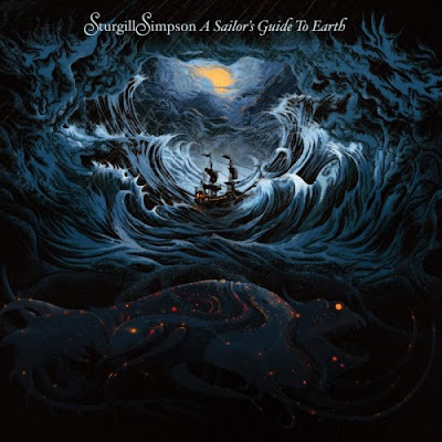 "STURGILL SIMPSON ""A Sailor's Guide to Earth"""