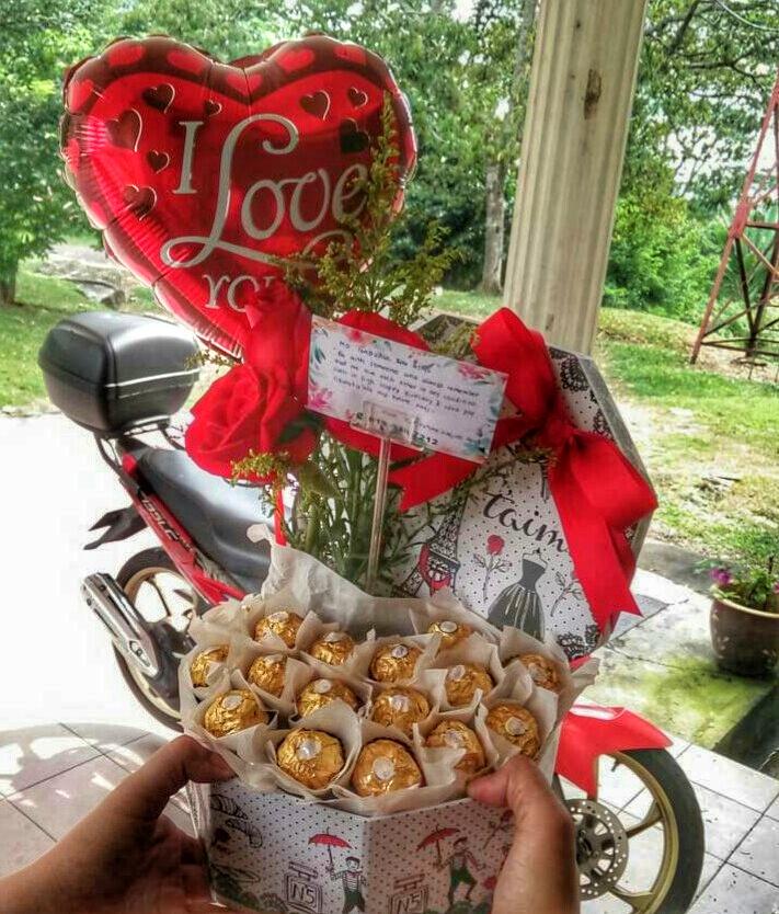Surprise Delivery Untuk Orang Tersayang Di Seremban
