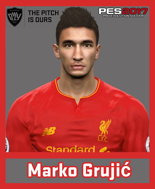 [PES17/16] Marko Grujić | Liverpool F.C