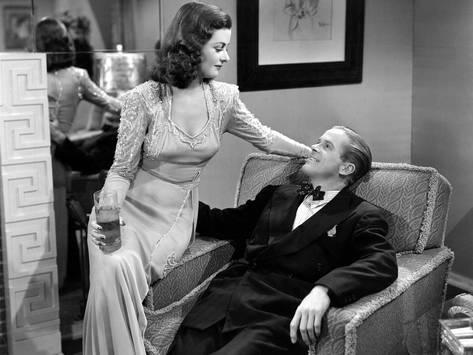 Joan Bennett and Dan Duryea in The Woman in the Window (1944)