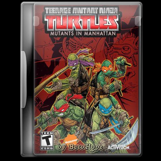 Teenage Mutant Ninja Turtles Mutants in Manhattan Full Español