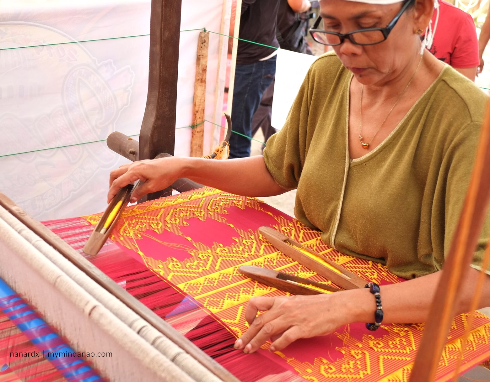 Inaul Festival, celebrating the traditional art of Inaul weaving