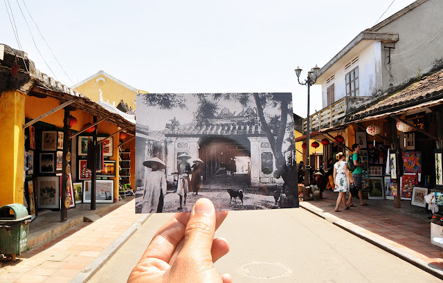 """Dự án """"Vietnam - Looking Into the Past"""""""