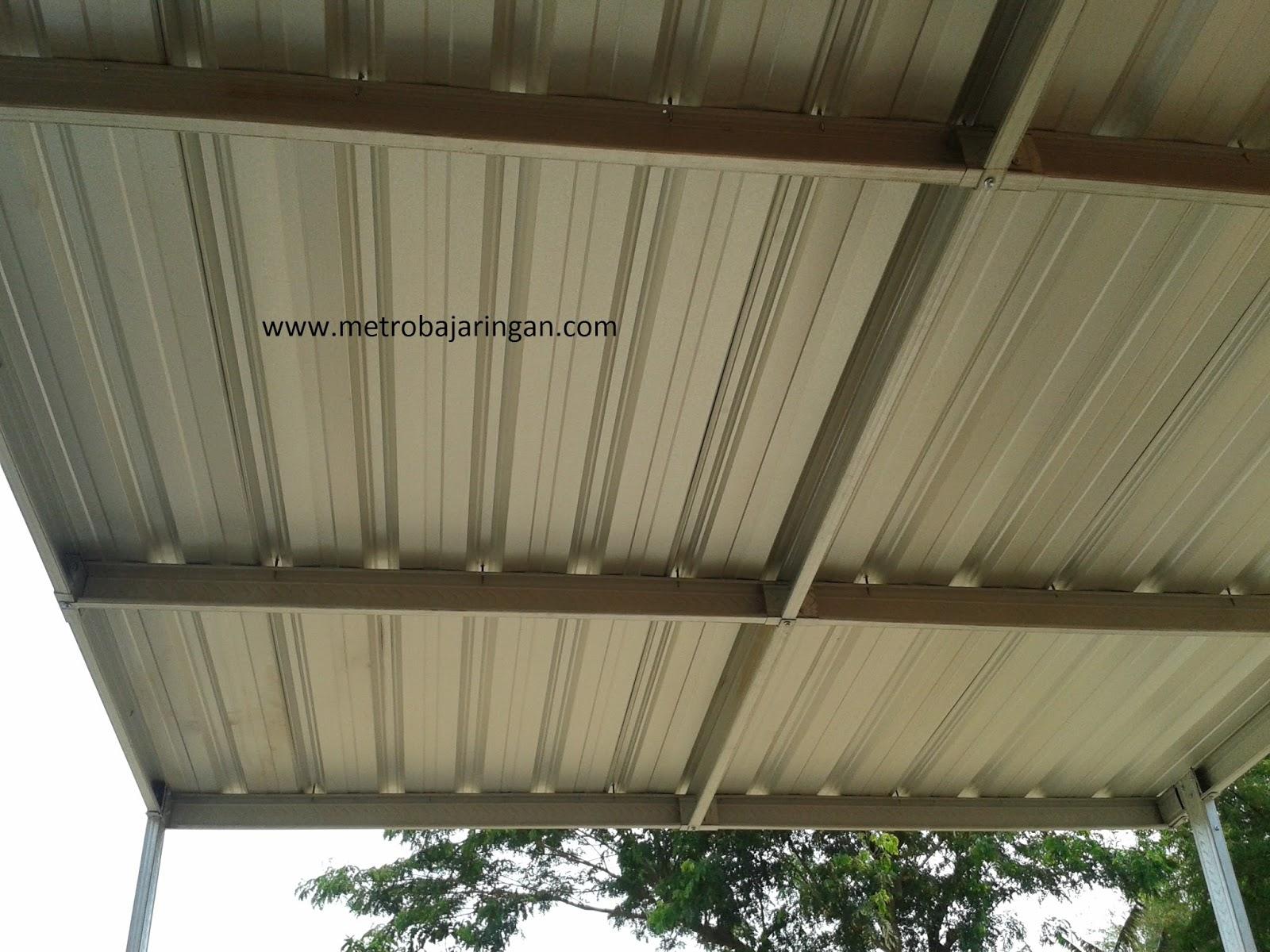 Efek Negatif Jangka Panjang Penggunaan Atap Asbes Metro Truss