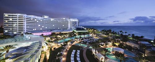 Hotel Fontainebleau, Miami Beach (EEUU)
