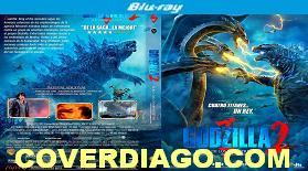 Godzilla king of the monsters BLURAY - Godzilla II